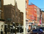 1388 Queen Street W Then and Now