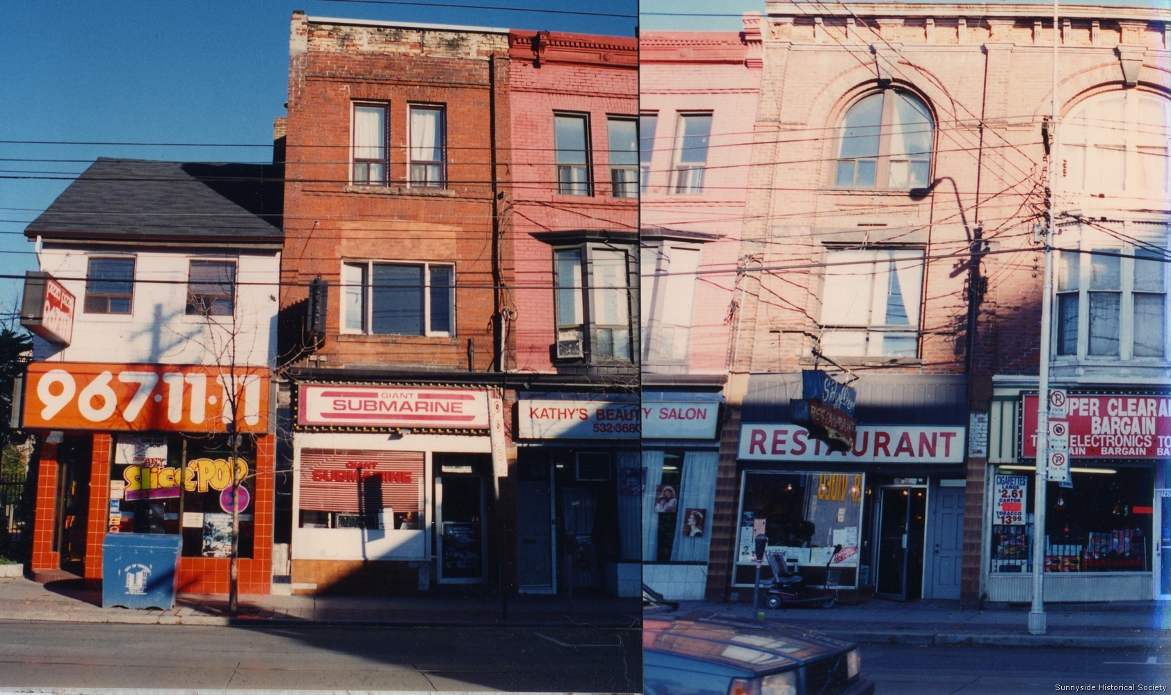 1996 Photo Of 1426 Queen St W Parkdale BIA