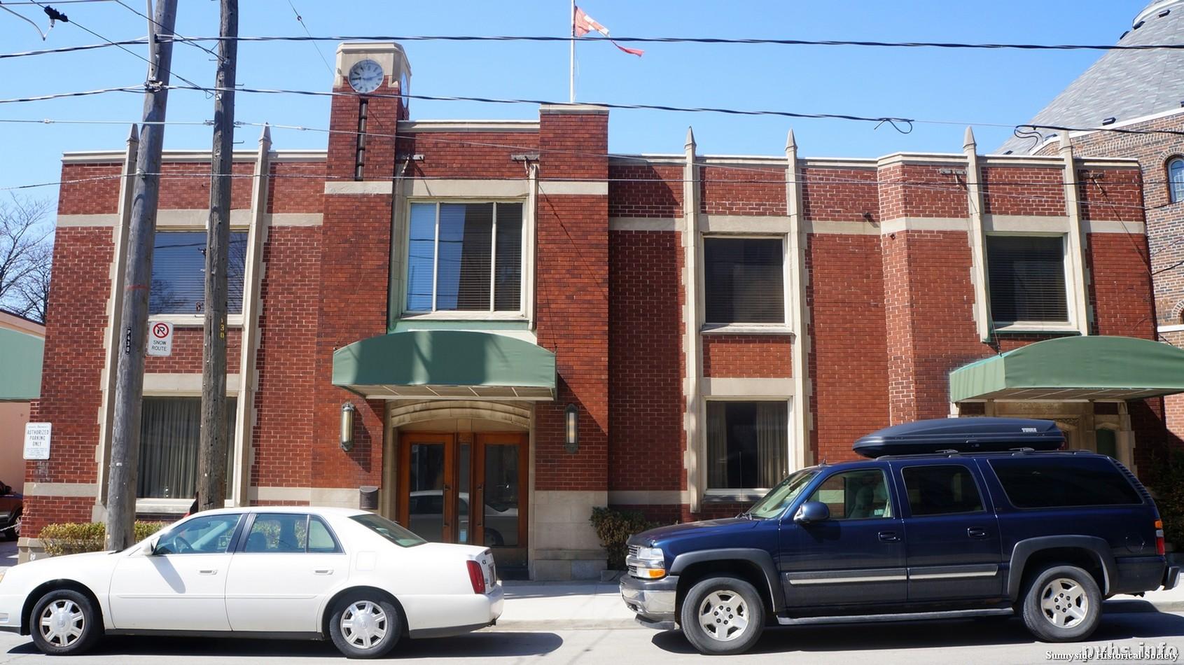 421 Roncesvalles Ave Needs Heritage Designation