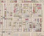 22 Elm Grove Avenue 1884 Map