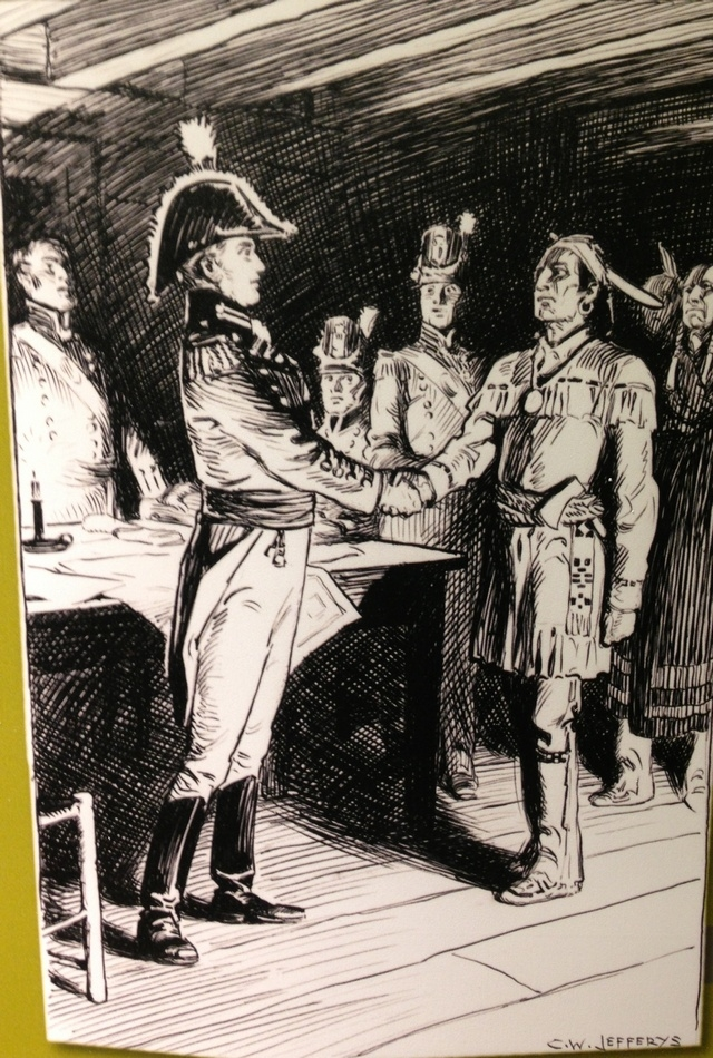 1812 The Successful Tecumseh - Brock Alliance