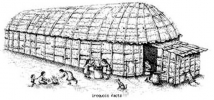 0-Before1650-Iroquois-and-Wendat-lived-in-this-area.-longhouse