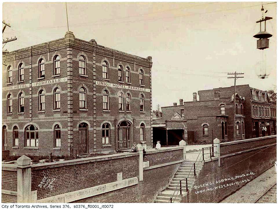 Union Hotel in 1894