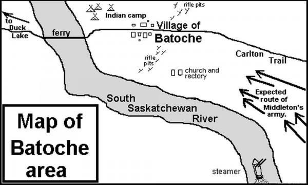 1885 The Battle of Batoche