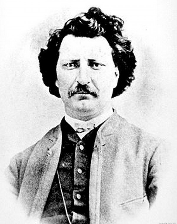 1885 aa Louis Riel (1) Riel was well liked by both English and French speaking Metis, Europeans and Natives.