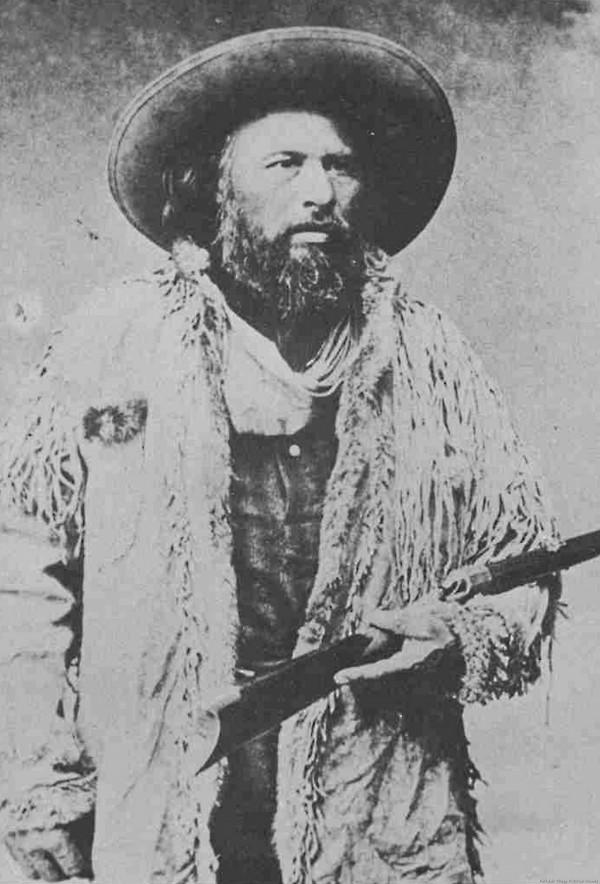 1885 aaa Gabriel Dumont Riel's General